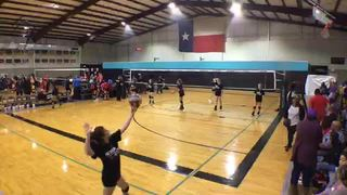 Things end all tied up between TNT 15 RED (LS) and OK Premier 15 Diamonds (OK)