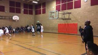 Vancouver Sports Club 59 Lakeridge Pacers 41