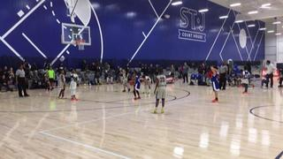 Riverside Hawks (NY) with a win over Team BBC (MD), 51-47