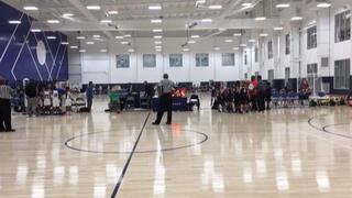 Team Durant (MD) defeats Rising Stars (NY), 44-35