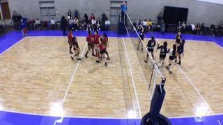 Bayside Vipers 17U (GE) wins 2-0 over Boston UVC 17 Power (NE)