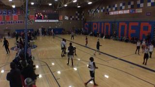 Port City Elite vs Gamepoint 12U Elite