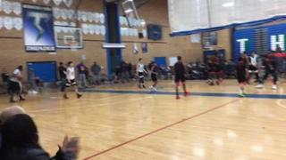 Team F.O.E. victorious over Team Thrill (UAA), 58-56