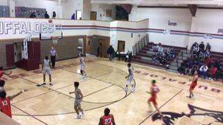 Sunrise Christian emerges victorious in matchup against Tribulation Prep, 85-53