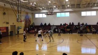 Team Hicks getting it done in win over Strong Center 14 U, 57-52