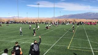 Midwest BOOM Football Black vs ETA Chrome