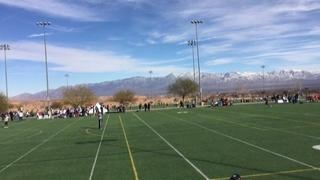 Team AZ87 MS vs Heir Football Academy