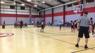 Hoop Dreams emerges victorious in matchup against Powerhouse Bulls 2027, 40-38