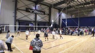 It's a wash between IVC Lilburn 14-1 (SO) and Phoenix Rising 14 Carlee (SO)
