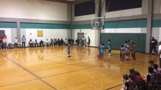 St. Louis Knights (MO) emerges victorious in matchup against New World Above ALL Cost (DC), 56-46