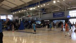New World Above ALL Cost (DC) wins 60-29 over North MS Warriors (MS)