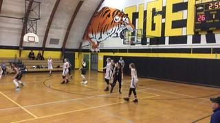 Ohio Valley Shock 8th Girls with a win over Drive 8th Girls - Carson, 30-14