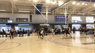 Team Takeover (DC) with a win over Indiana Jammers (IN), 44-40