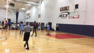 Thriving Stars defeats Grind Time Elite, 63-62
