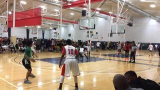 Power 1/ Hou Hawks triumphant over Alief Clovers Select, 58-34