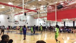 H.I.S Hoops defeats Hou Nets - Cartwright, 46-21