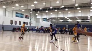Manvel Magic defeats Hou D1 Hornets, 58-41