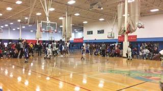 Ball4Lyfe gets the victory over Columbia Hoyas Elite, 49-24