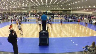 TAV 18 Blue (NT) (1) defeats EC Power 18-Diamond (KE) (25), 2-0