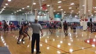 NC Redstorm getting it done in win over Savannah Unified, 67-60