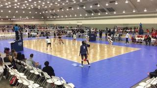 Triangle 18 Black (CR) (6) defeats MDJRS 18 Elite (CH) (14), 2-0
