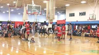 DCA getting it done in win over Hilltopper Heat, 67-31