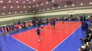 VA Juniors 18 Elite (CH) (3) 2 ACAD 18 White (GE) (46) 0
