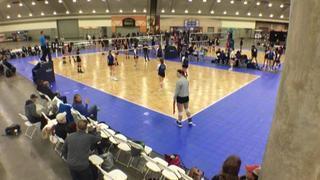 VolleyFX 18 Magic (WE) (9) 2 GOVOLLEYu18 (CH) (40) 1