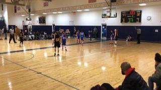 Bay State Jaguars wins 51-35 over New Heights