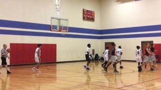 HEB Storm victorious over UpTempo Sports Academy, 63-14