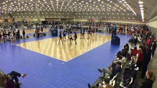 Metro 18 Travel (CH) (2) wins 2-0 over CEVA 18 BLACK (CH) (15)