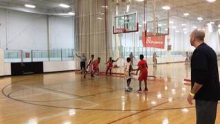 Showtime Hoops 55 Kentucky Hoop Dreams 40