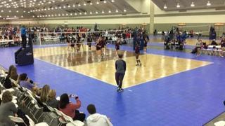 RVC 18 Nationals (OD) (12) 2 Paramount VBC 18's (CH) (5) 1