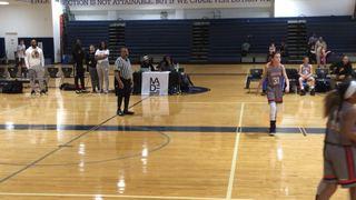 Team Obsessed vs Monarchs Basketball