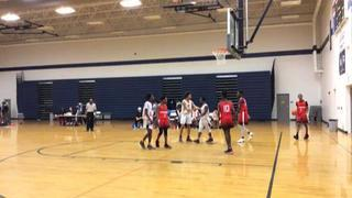 Team Felton 2022 GSO steps up for 67-36 win over Atlanta Select Quiet Strom White