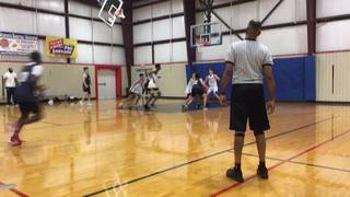 Hou Defenders Rogers 16u emerges victorious in matchup against Court Of Dreams 16u, 55-31