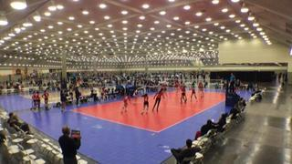 CROSSCOURT 18 (KE) (49) wins 2-0 over KALI BEACH 18 (PU) (13)