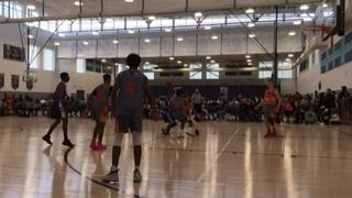 Dallas Showtyme 15u wins 64-54 over Hou Highlights