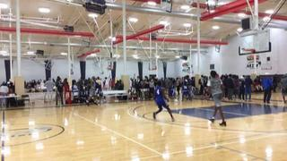 Hou Live victorious over H.I.S Hoops, 74-53