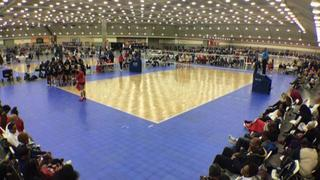 EC Power 18-Royal (KE) (10) defeats CEVA 18 BLACK (CH) (15), 2-0