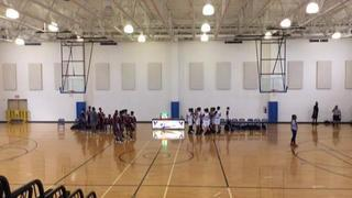 Bask Univ Black 14u steps up for 60-34 win over Urban DFW 14u