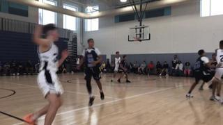 Team FOE 15u wins 62-53 over H.I.S Hoops 15u