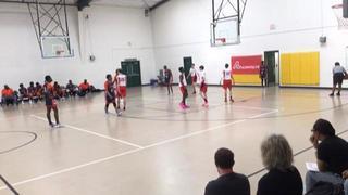 Hollywood Stars defeats Pinnacle Basketball Club, 85-28