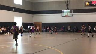 Hou Swarm 10u defeats HUB/ YSA '27, 42-35