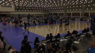 Columbia Comets 18-1 (CH) (39) wins 28-27 over Relentless 18 Gold (KE) (34)