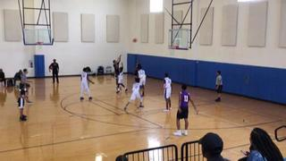 Hou Hoops 2023 gets the victory over Hou Raptors 14u, 49-24