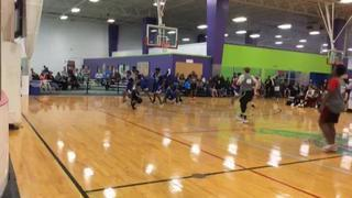 New World steps up for 96-36 win over NC Gaters Bohannon