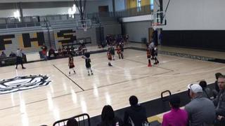 TJ Ford Bask. Grey 12u steps up for 32-29 win over Texas Heat