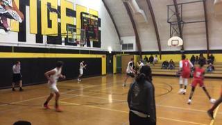 Team Vito 16U Boys picks up the 50-42 win against BSA 16/17U Boys - Justice