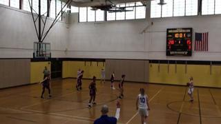 WNY Lady Lakers 11th Girls defeats Court Soldiers National Girls - Chapman, 40-23